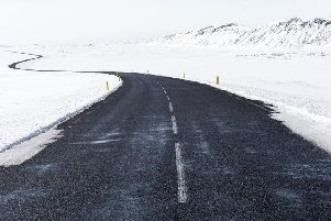 Police have issued winter driving tips with temperatures set to fall