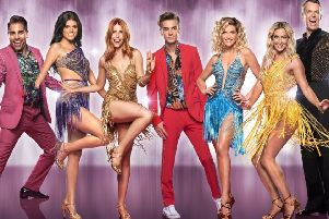 Relive the magic of Strictly Come Dancing in live arena tour starring champion Stacey Dooley