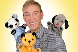 Magical new show from Sooty is heading to Mansfield venue