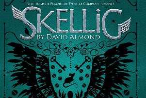 Don't miss modern classic Skellig at Nottingham Playhouse next month