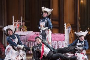 Top triple bill on the cards as Opera North returns to Nottingham Theatre Royal