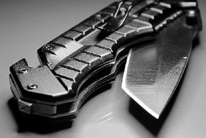 Nottinghamshire's knife amnesty is part of the UK-wide Operation Sceptre.