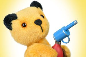 Richard Cadell talks about Sooty's Magic Show, coming soon to Mansfield's Palace Theatre