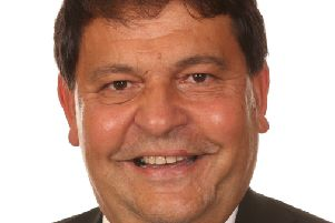 Coun Gordon Wheeler is chairman of the communities & place review and development committee at Nottinghamshire County Council