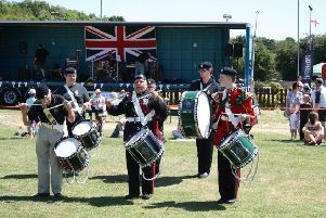 Events in Worksop to celebrate Armed Forces Day