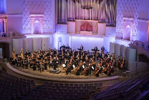 Four of the best when Moscow Philharmonic Orchestra performs at Royal Concert Hall in October