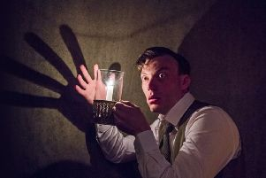Get ready for some chills when The Woman In Black comes to Nottingham Theatre Royal next year