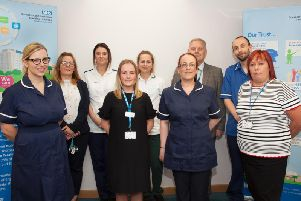 The team at Doncaster & Bassetlaw Hospitals Trust has been nominated for a Nursing Times Workforce Award.