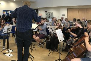 Enjoy a lively start to new Nottingham Symphony Orchestra season