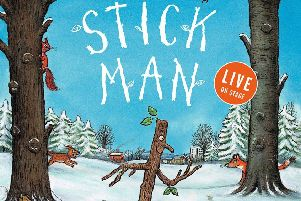 Family favourite Stick Man to hit the stage at Derby Theatre
