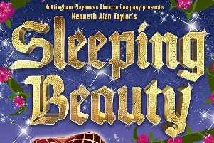 Family fun is on the way in Sleeping Beauty at Nottingham Playhouse
