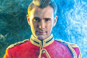 Check out Britain's Got Talent winner Richard Jones when his magic show comes to Mansfield Palace Theatre next year