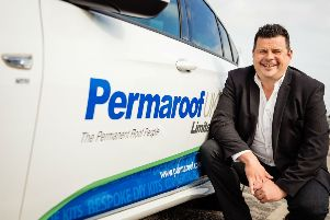 Terry O'Hare joins Alfreton business, Permaroof as regional sales manager