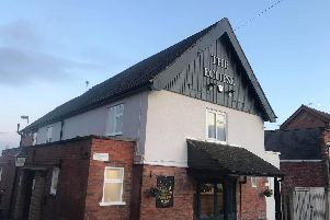 New pub, The Eclipse Bar is located on High Street, Loscoe.