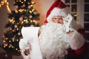 Will you be getting a lump of coal this year?