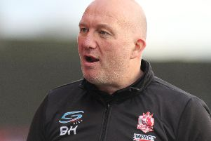 Alfreton boss Billy Heath was disappointed after seeing his side lose 2-0 to Kettering on Saturday.