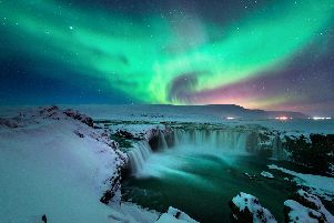 See the Northern Lights in Iceland