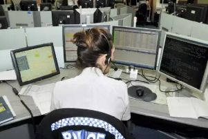 Police call centre staff are skilled in seeking information from callers who may not be in a position to communicate effectively