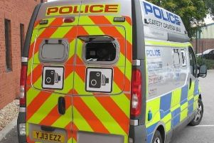 Find out where mobile speed cameras will be patrolling in Derbyshire over Christmas and New Year