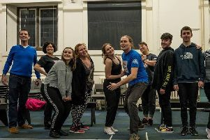 You'd be mad to miss Belper Musical Theatre's latest