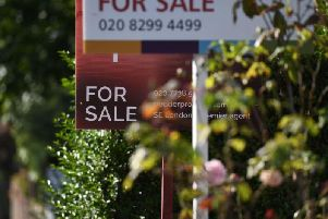 It is already tough to get onto the property ladder, but what does the future hold? (CHRIS J RATCLIFFE/AFP/Getty Images)