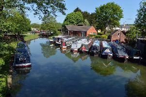 Friends group submit plans to restore Cromford canal at Langley Mill
