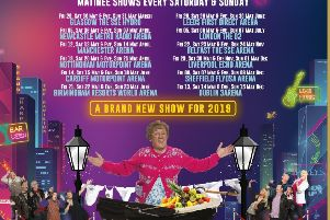 Get your tickets soon to see Mrs Brown's Boys D'Musical? at Nottingham Motorpoint Arena and Sheffield FlyDSA Arena