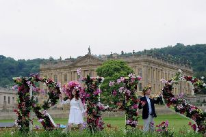 The RHS Chatsworth Flower Show runs from Wednesday to Sunday, June 5 to 9.