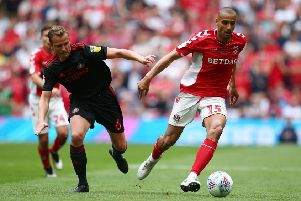 Lee Cattermole is a target for Sheffield Wednesday after he left Sunderland yesterday. (Photo by Charlie Crowhurst/Getty Images)
