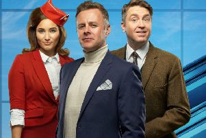 Laughs galore when Boeing-Boeing comes to Nottingham Theatre Royal