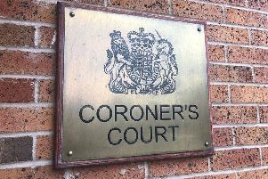 The inquest was held at Chesterfield coroners' court.