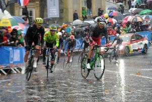Harrogate welcomed the World during the cycling championships.