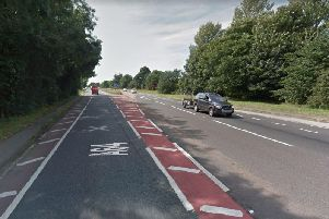The A64. Image: Google