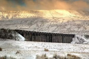 Three Peaks Challenge walkers destroy footpath on Yorkshire's highest mountain