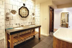 All ensuite bathrooms feature rainfall showers as standard, with the Superior Premium bathrooms also including a bath.