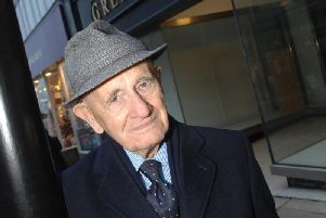 Trying to help  Harrogate homeless - Former Greenwoods menswear shop chain co-owner Brian Greenwood.(181212AM4)