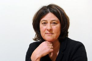 North Yorkshire Police, Fire and Crime Commissioner Julia Mulligan. Picture: Tony Johnson