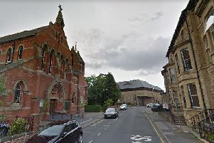 The money was stolen from St Robert's Church and its conference centre in Harrogate. Picture: Google