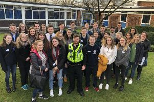 Ex Sixth Formers give top tips