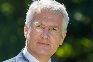 Andrew Jones MP calls on NYCC to find a 'joint solution' with Harrogate school over cuts