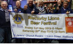Mayor launches Lions beer festival