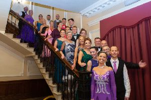 It's top marks for Strictly St Leonard's