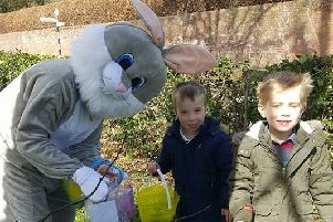 Hop over to Whixley egg hunt