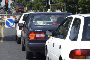 Which ideas for tackling Harrogate traffic congestion will be put to the public?