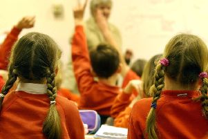North Yorkshire has 67 schools which are full or overcapacity, new figures reveal.