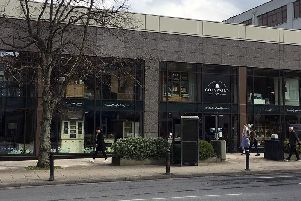 A new shop in Harrogate opens this weekend.