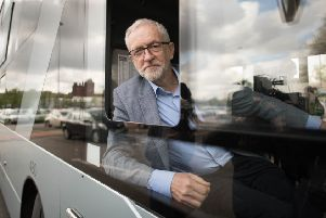 Labour leader Jeremy Corbyn said bus services are a lifeline for many people.