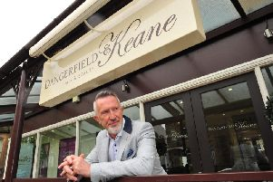 Successful Harrogate independent Gerri Dangerfield Keane says he will close his Dangerfield & Keane Hair and Beauty salon in Harrogate for the duration of this September's UCI world cycling championships.