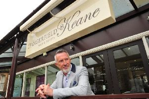 Worried - Successful Harrogate independent Gerri Dangerfield Keane says he will close his Dangerfield & Keane Hair and Beauty salon in Harrogate for the entire duration of this September's UCI world cycling championships.