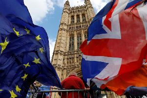 How will voters in the Harrogate district vote in the most heated European Parliament elections in the UK for some time?
